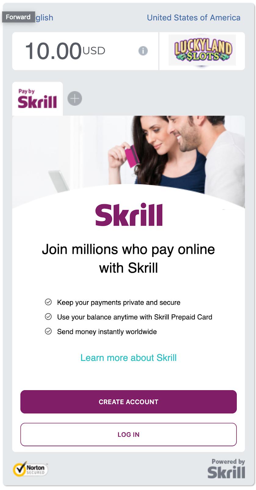 Skrill Online Wallet